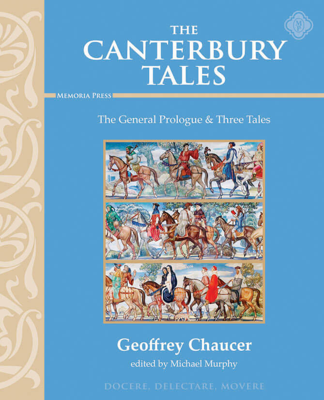 a literary analysis of the literature by geoffrey chaucer
