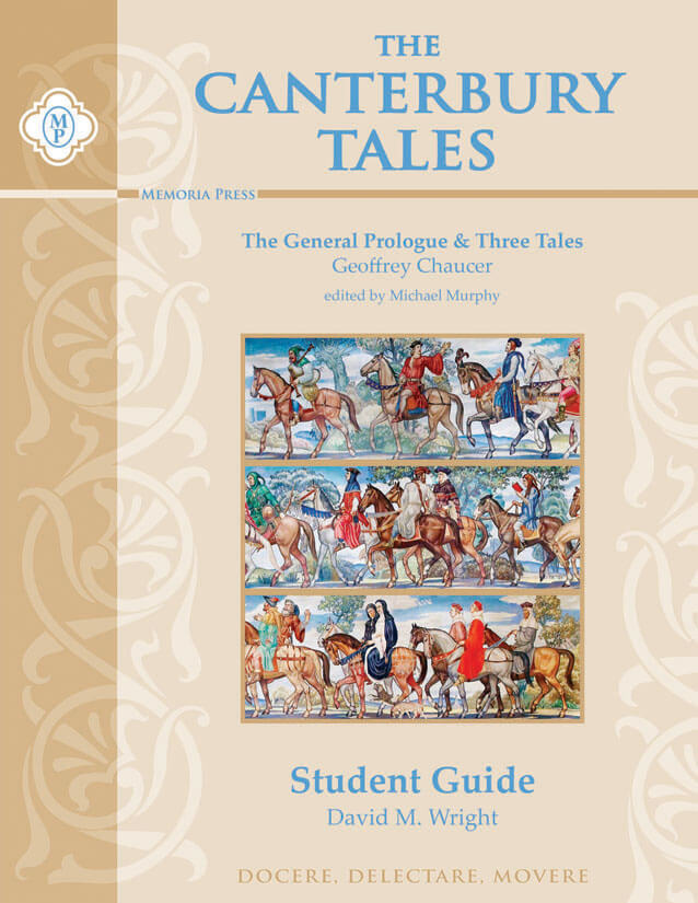 an analysis of the lawyers prologue in the canterbury tales by geoffrey chaucer
